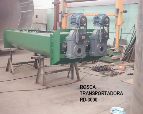 ROSCA TRANSPORTADORA RD-3000D